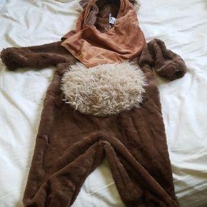 Disney baby ewok costume
